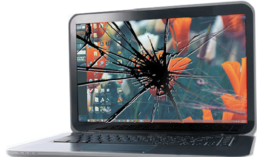 تعمیر صفحه لپ تاپ اچ پی
