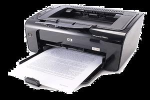 دستگاه پرینتر HP LaserJet P1102W Laser Printer