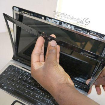 موارد قابل تعمیر قاب لپ تاپ