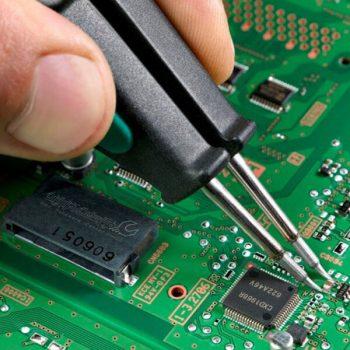 مشکلات اصلی در تعمیر مادربرد لپ تاپ اچ پی