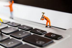تعمیر کیبورد لپ تاپ اچ پی