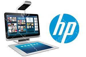 رایانه های چند کاره شرکت HP