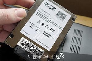 دیسک سخت لپ تاپ