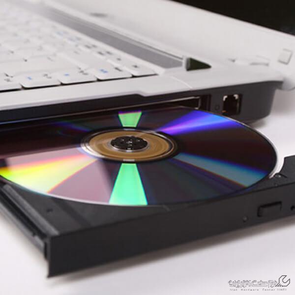 تعمیر درایو نوری لپ تاپ اچ پی