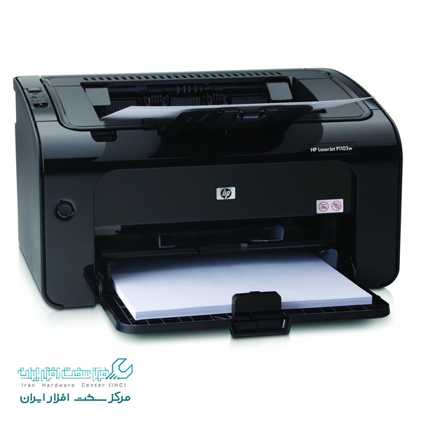 دستگاه پرینتر HP LaserJet P1102W Laser Printer
