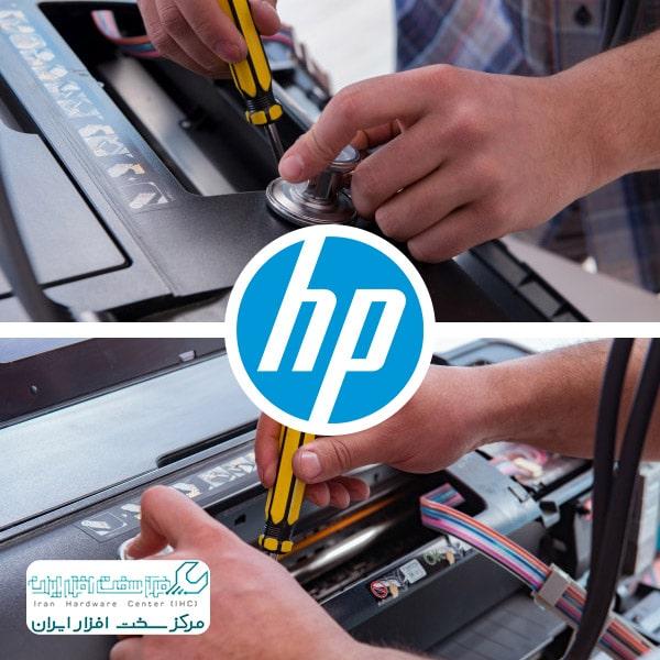 مشکلات رایج پرینتر HP