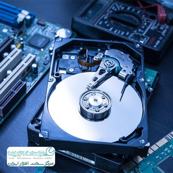 بهینهسازی و افزایش ظرفیت هارد دیسک