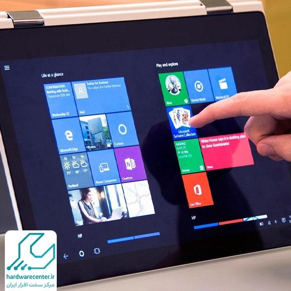 نصب ویندوز ۸ روی تبلت ویندوز ۷